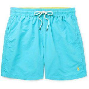 Mens Polo Ralph Lauren Swimming Shorts Turqouise